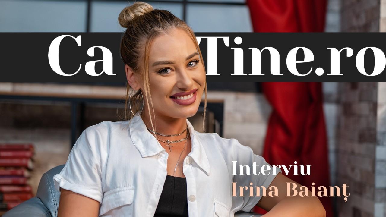 CaTine.ro - Interviu - Irina Baianț - Sofisticată