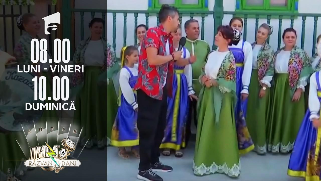 Super Neatza, 12 iulie 2021. Albastru, culoarea tradițională a Deltei Dunării