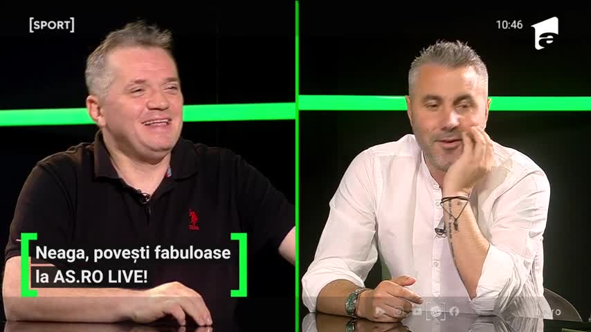 AS.ro LIVE - Ediția 141 - Adrian Neaga