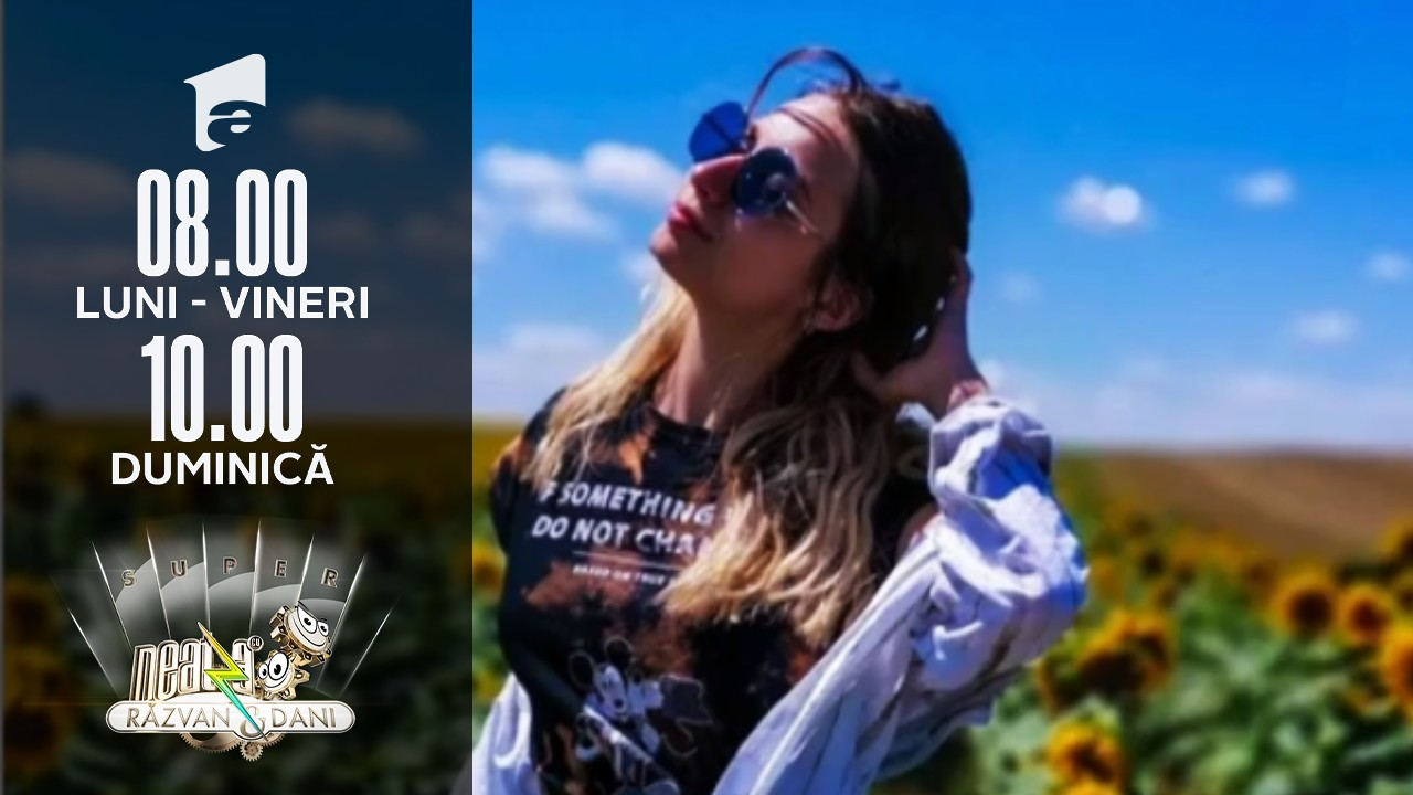 Super Neatza, 13 iulie 2021. Neatza te deșteaptă... de ziua ta! La mulți ani, Ștefania!