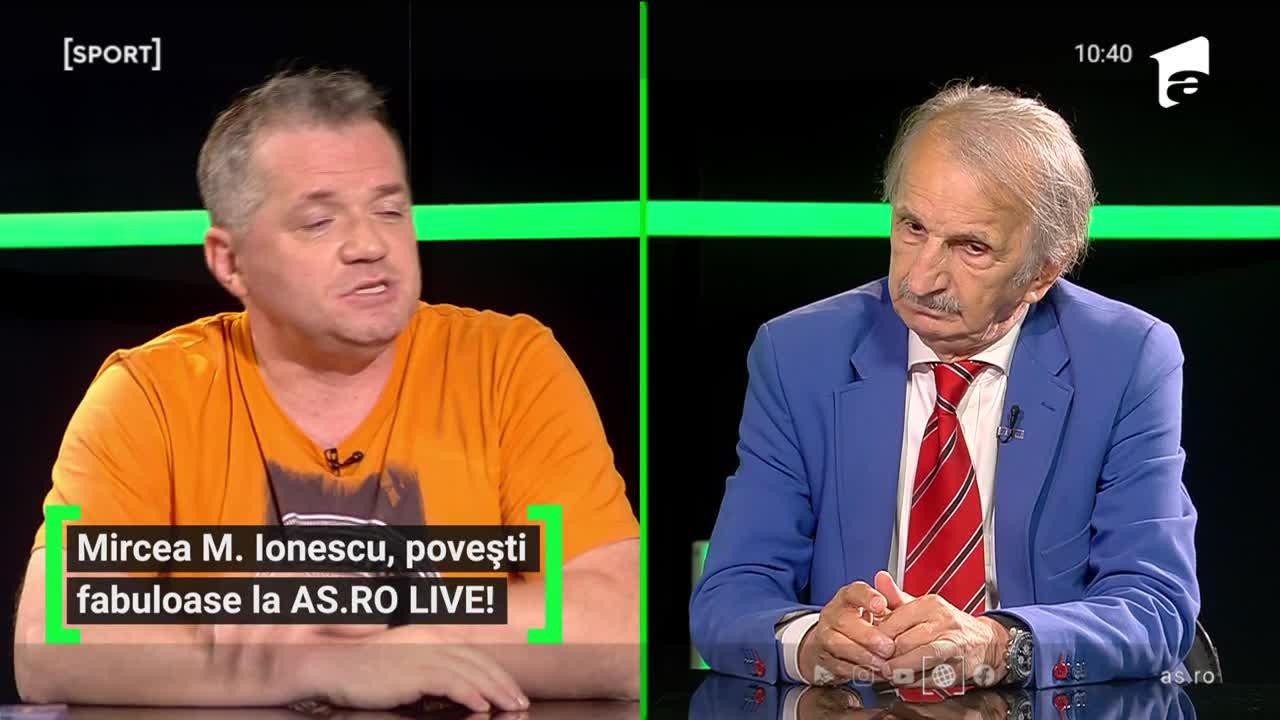 AS.ro LIVE - Ediția 142 - Mircea M. Ionescu