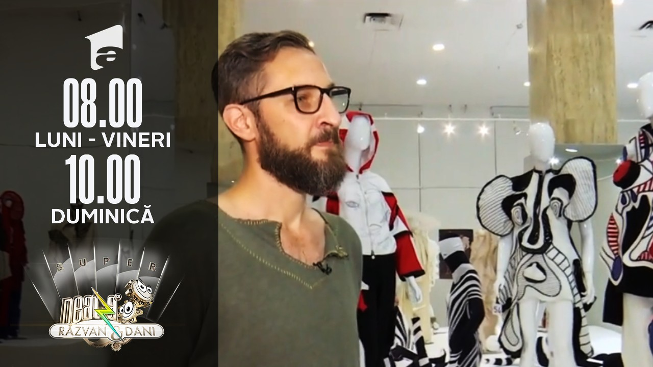 Super Neatza, 14 iulie 2021. Călătorie în lumea modei românești
