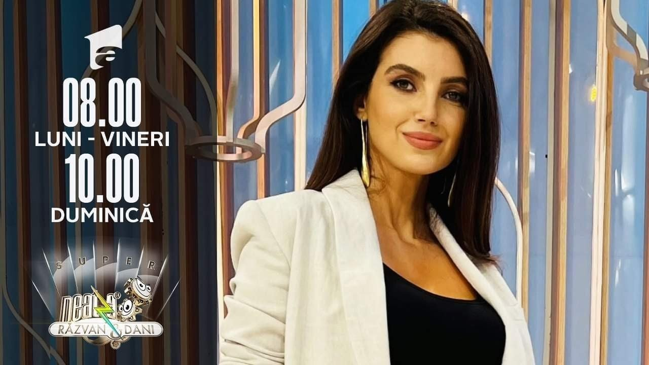 Super Neatza, 15 iulie 2021. Clara Rotescu, super prezentare la Stil de Succes by Ellida Toma