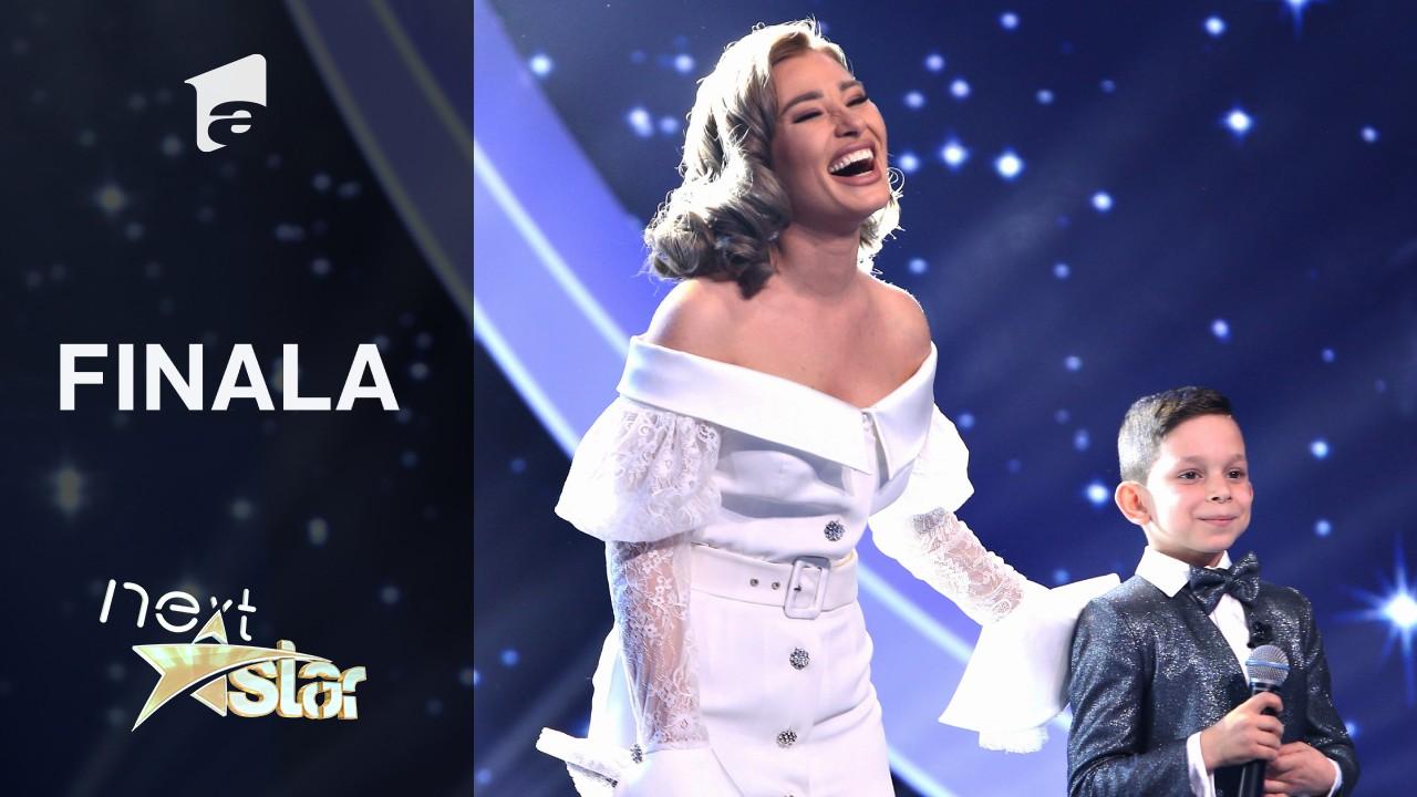 "Finala Next Star - Sezonul 10: Eric Dobriceanu interpretează ""Time to say goodbye"" alături de Irina Baianț"