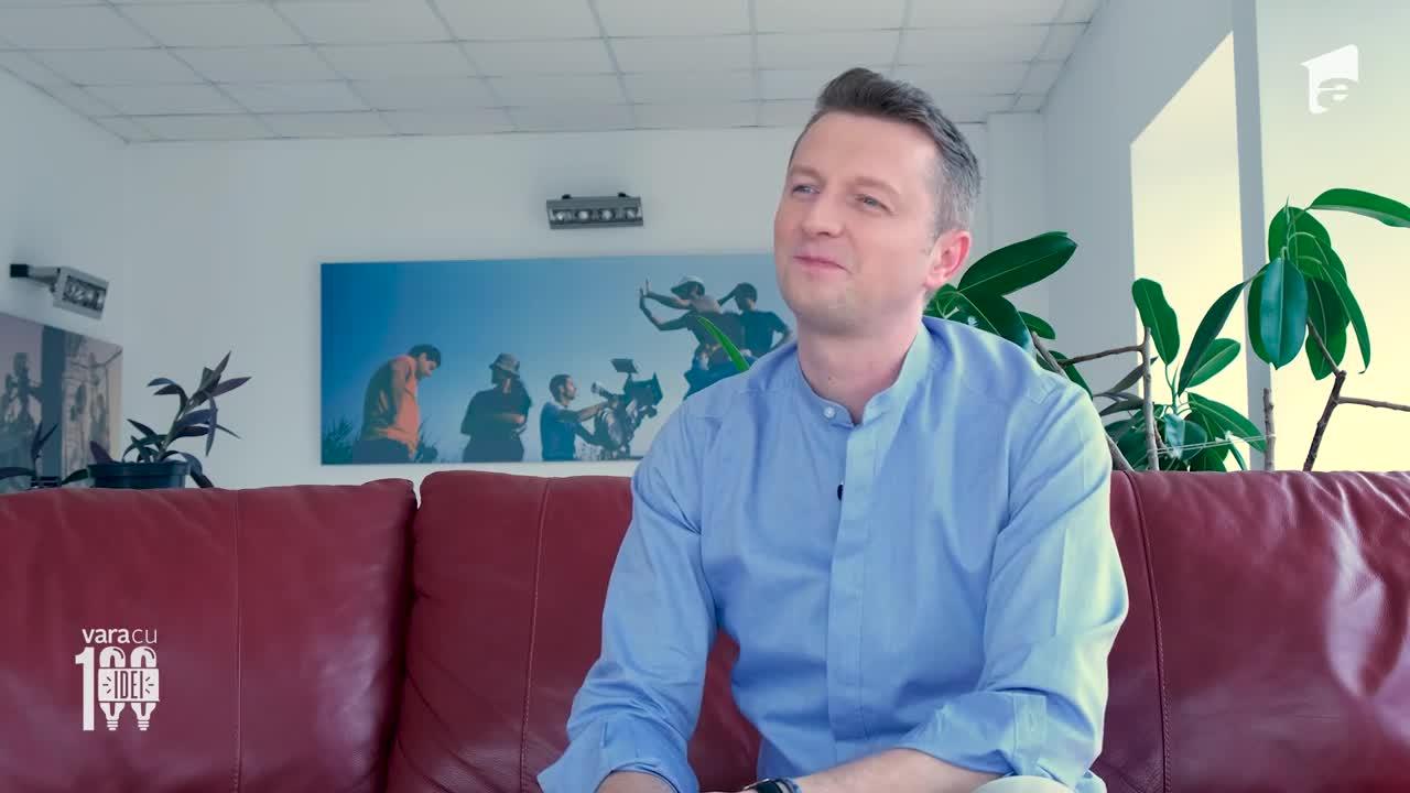 "Bogdan Alecsandru - Interviu ""Vara cu 100 de idei"""
