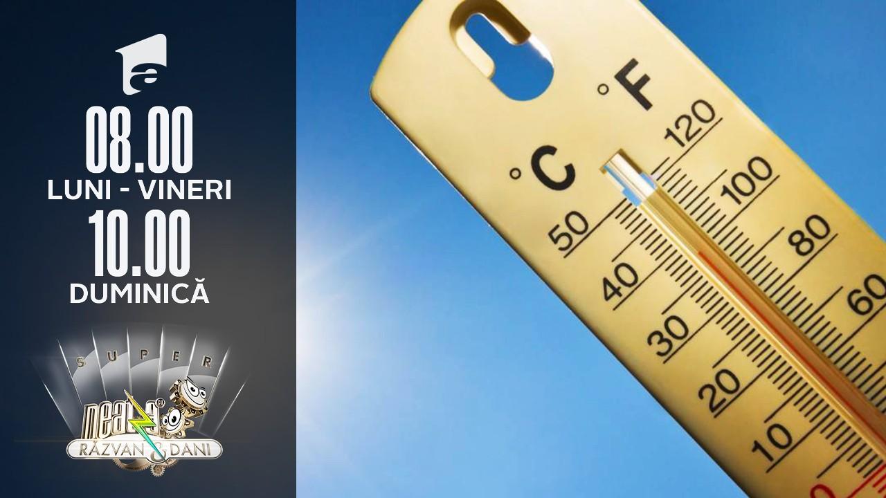 Super Neatza, 19 iulie 2021. Căldura, pericol pentru cei care au probleme cu inima. Care sunt recomandările medicilor