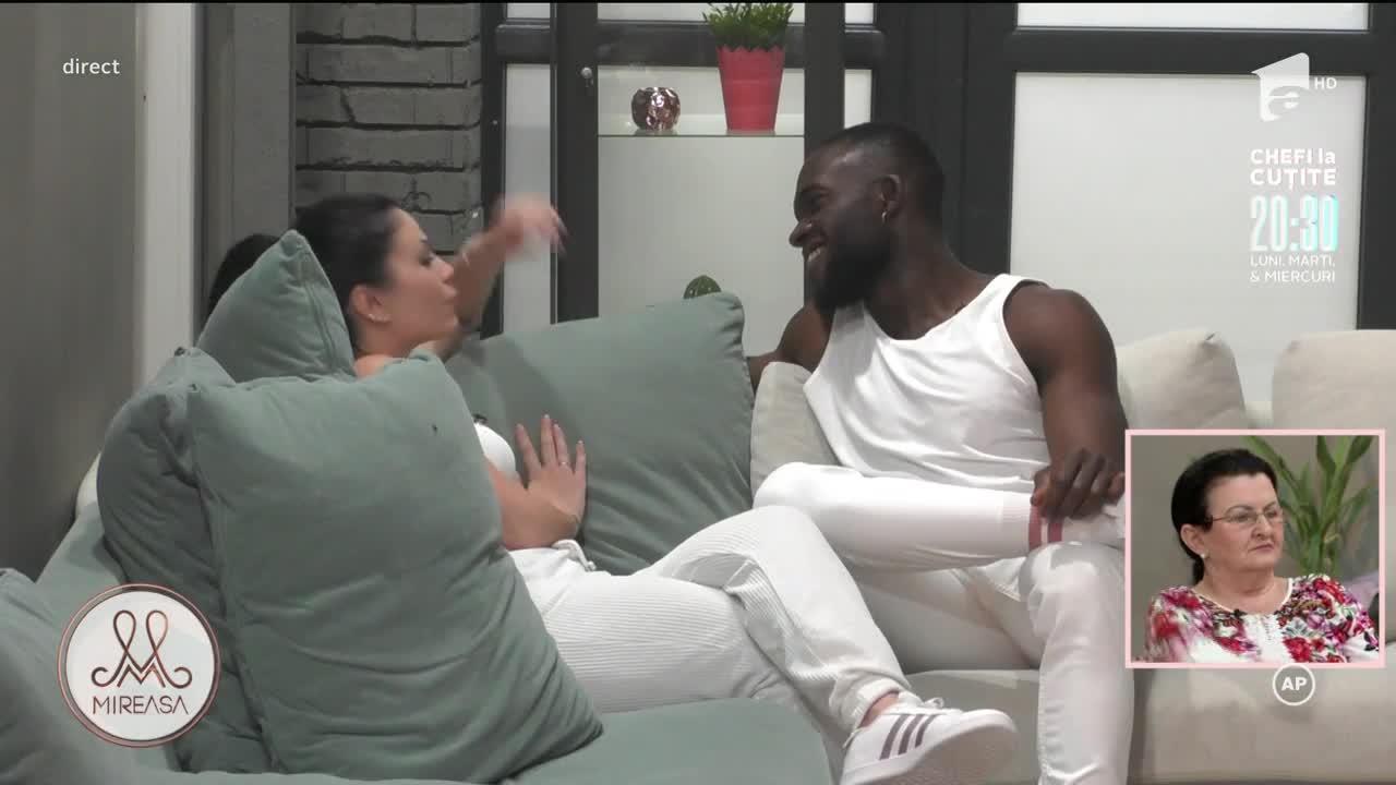Mireasa 2021, sezonul 3. Izabela și Blaze au discutat despre căsătorie. Ce decizie au luat cei doi