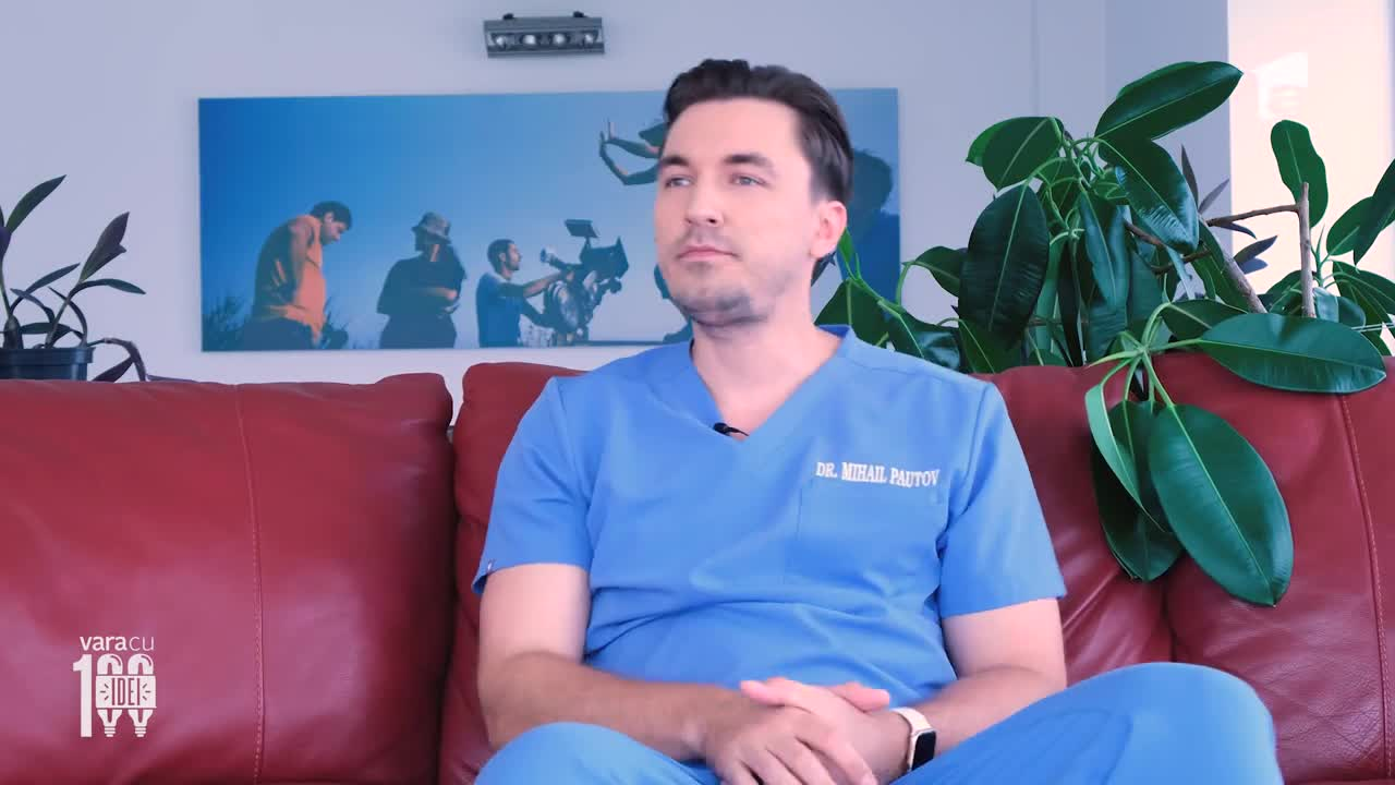 "Mihail Pautov - Interviu ""Vara cu 100 de idei"""