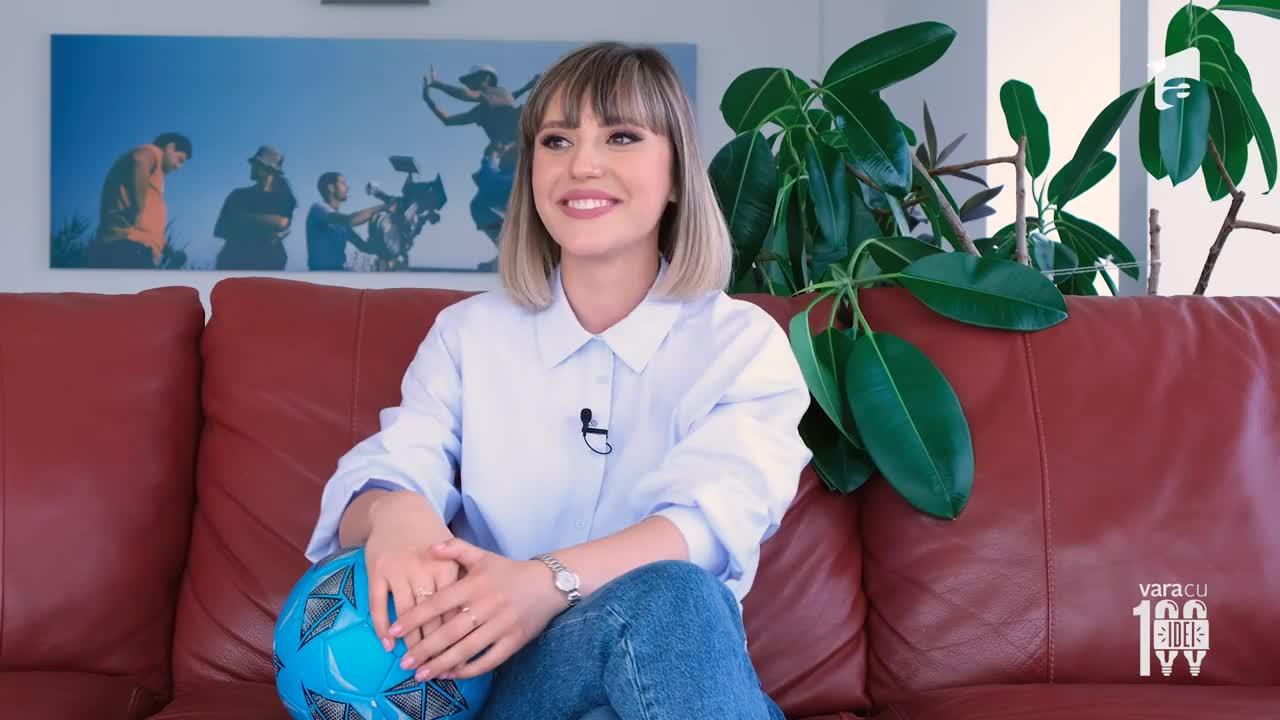 """Roxana Ghiorghian - Interviu """"Vara cu 100 de idei"""""""