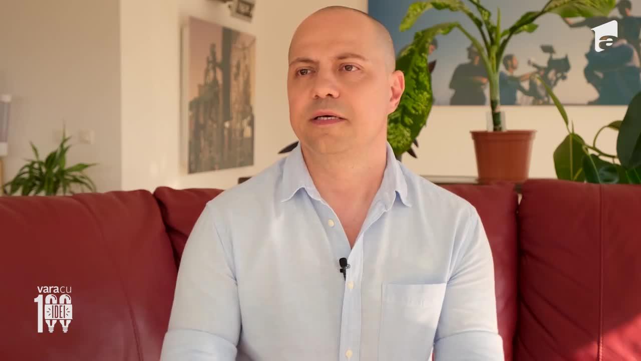 """Dan Badea - Interviu """"Vara cu 100 de idei"""""""