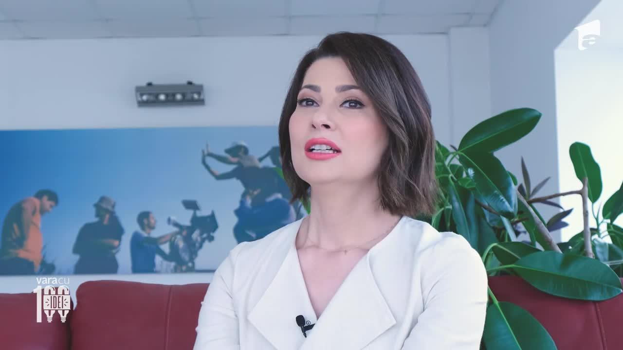 """Mihaela Călin - Interviu """"Vara cu 100 de idei"""""""