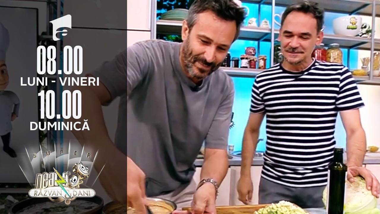 Super Neatza, 20 iulie 2021. Gazpacho şi supă de fasole, rețetele lui chef Nicolai Tand
