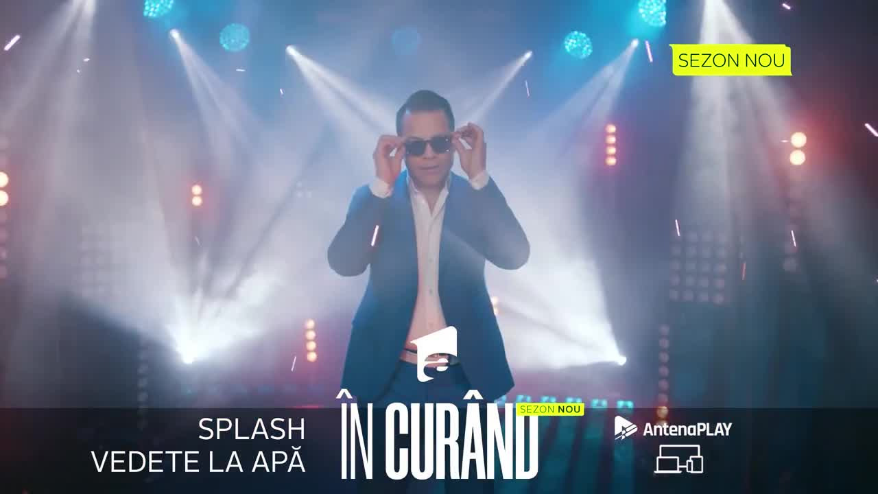 Promo - Splash! Vedete la Apă