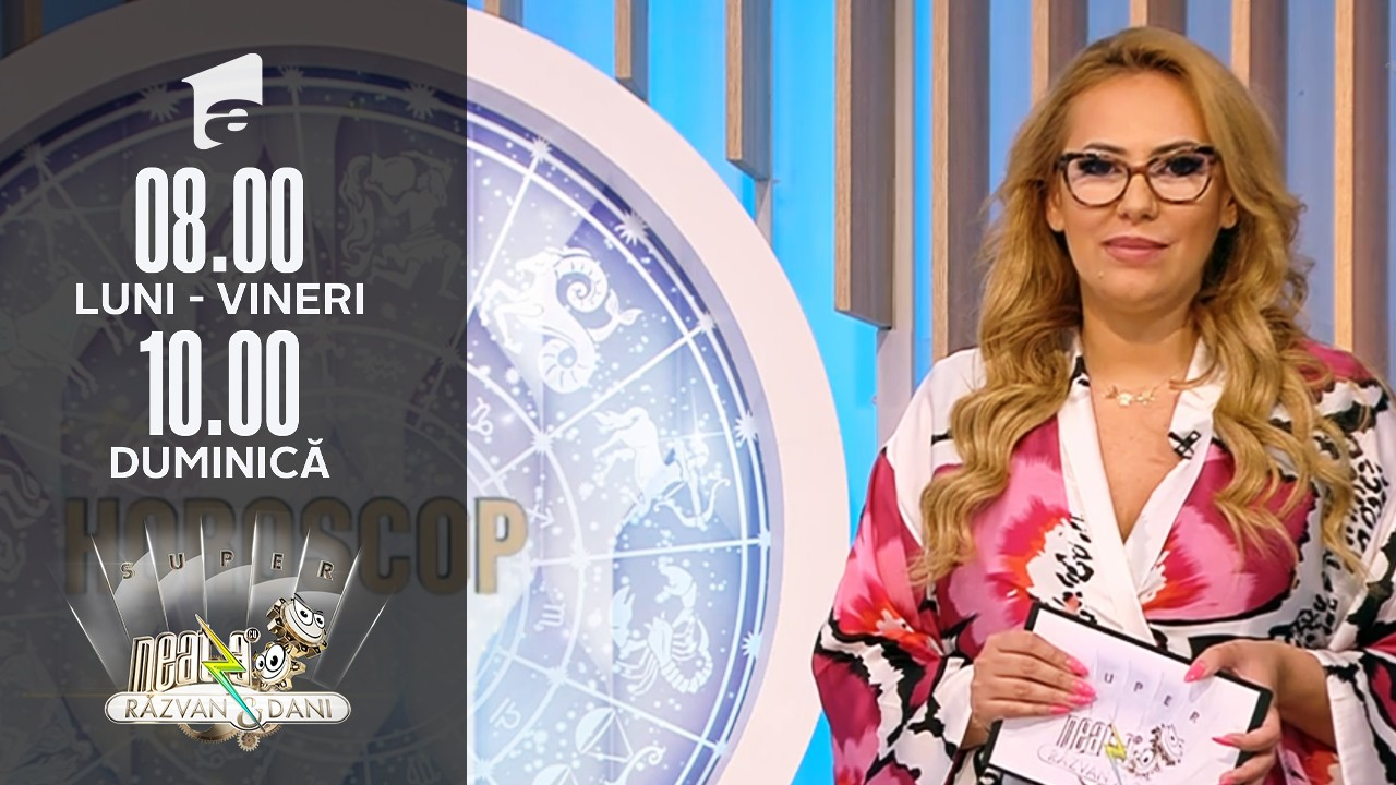 Super Neatza, 21 iulie 2021. Horoscopul Zilei cu Bianca Nuțu: Gemenii vor sa se mute