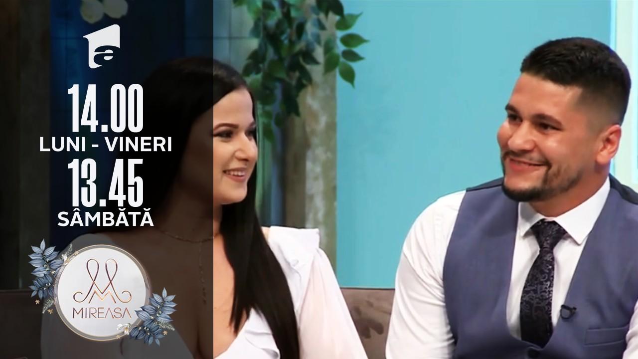 Gala Mireasa, 24 iulie 2021, sezonul 3. Iubirea lor dăinuie! Radu și Mădălina, viața de dincolo de emisiune