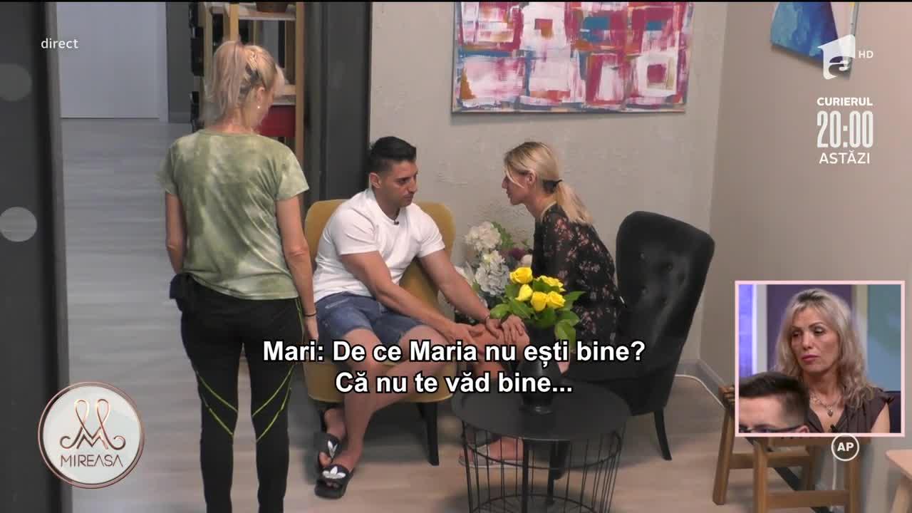 Gala Mireasa, 24 iulie 2021, sezonul 3. Maria, monologul libertății pierdute: De ce femeile trebuie să fie mai fraiere?