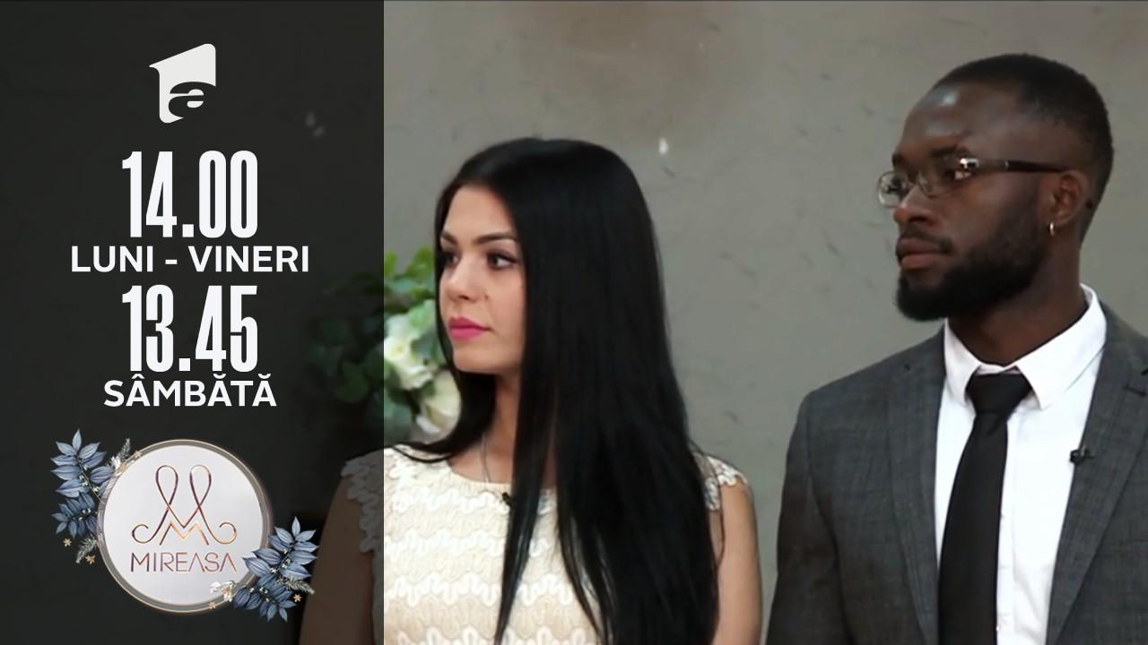 Gala Mireasa, 24 iulie 2021, sezonul 3. Izabela și Blaze nu au reușit să depună actele de căsătorie, dar vor intra în cursa pentru marele premiu