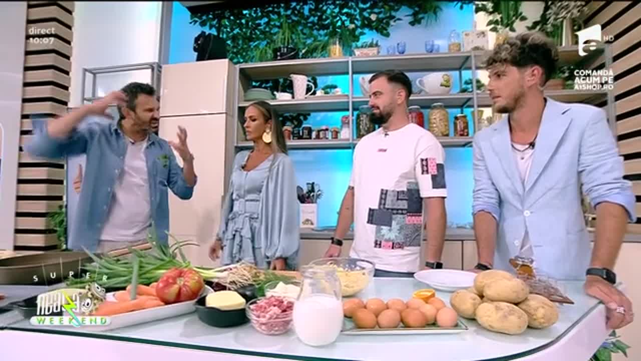 Neatza de Weekend, 25 iulie 2021. Sandviș cu bacon, rețeta lui chef Nicolai Tand