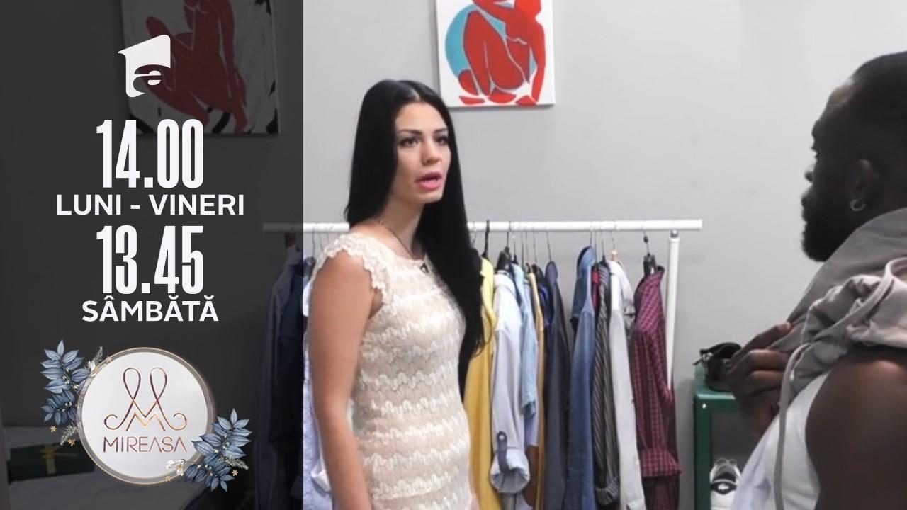 Mireasa, 26 iulie 2021, sezonul 3. Actele și stările Izabelei, obstacole în calea iubirii ei cu Blaze