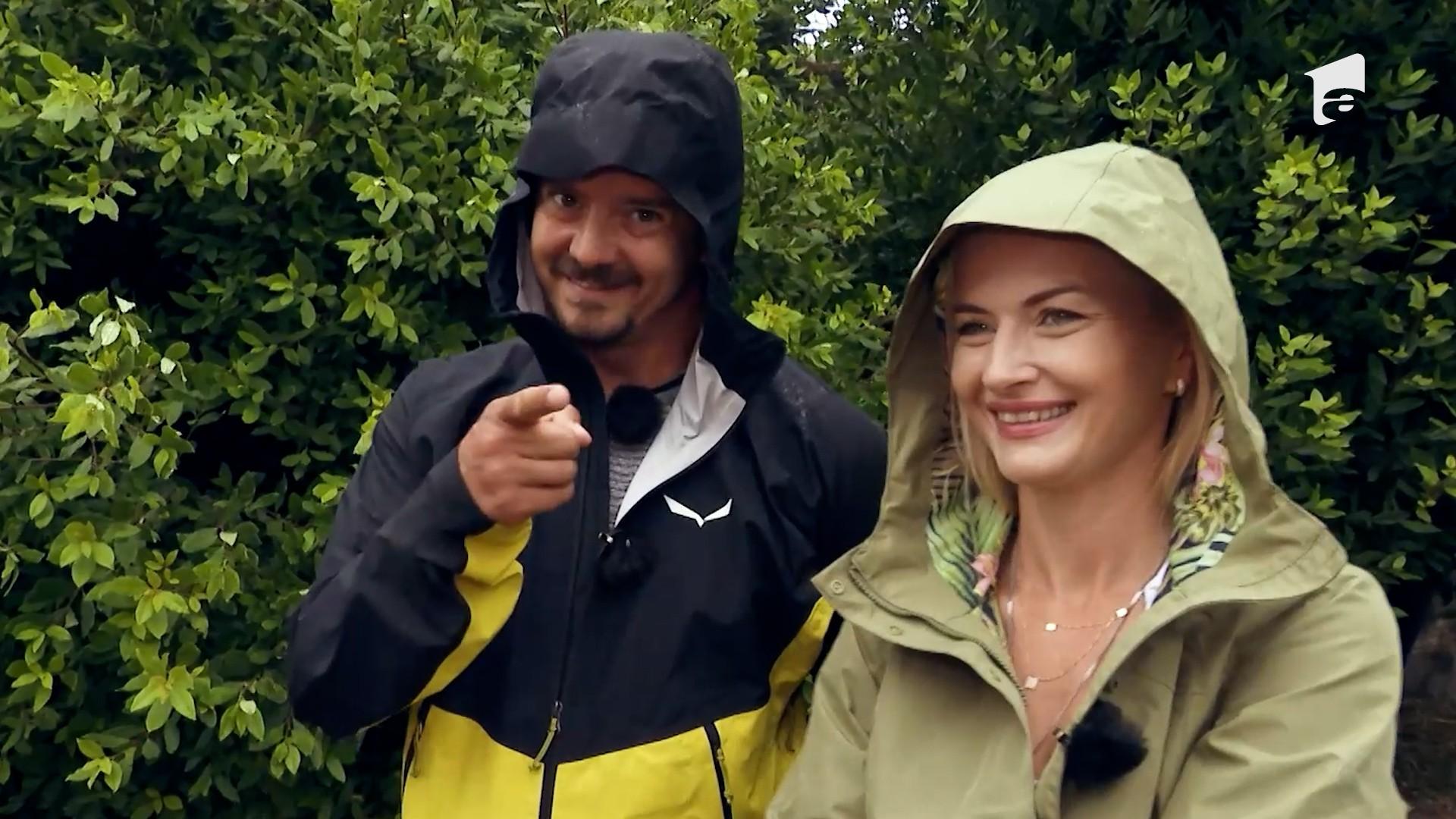 Mihai Petre și Elvira Petre, împreună la bine şi la greu la Asia Express