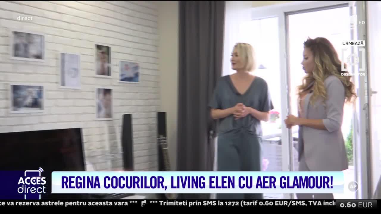Acces Direct, 26 iulie 2021. Cum arată vila de lux a Alinei Petrache. Ce are în casă stilista din Republica Moldova