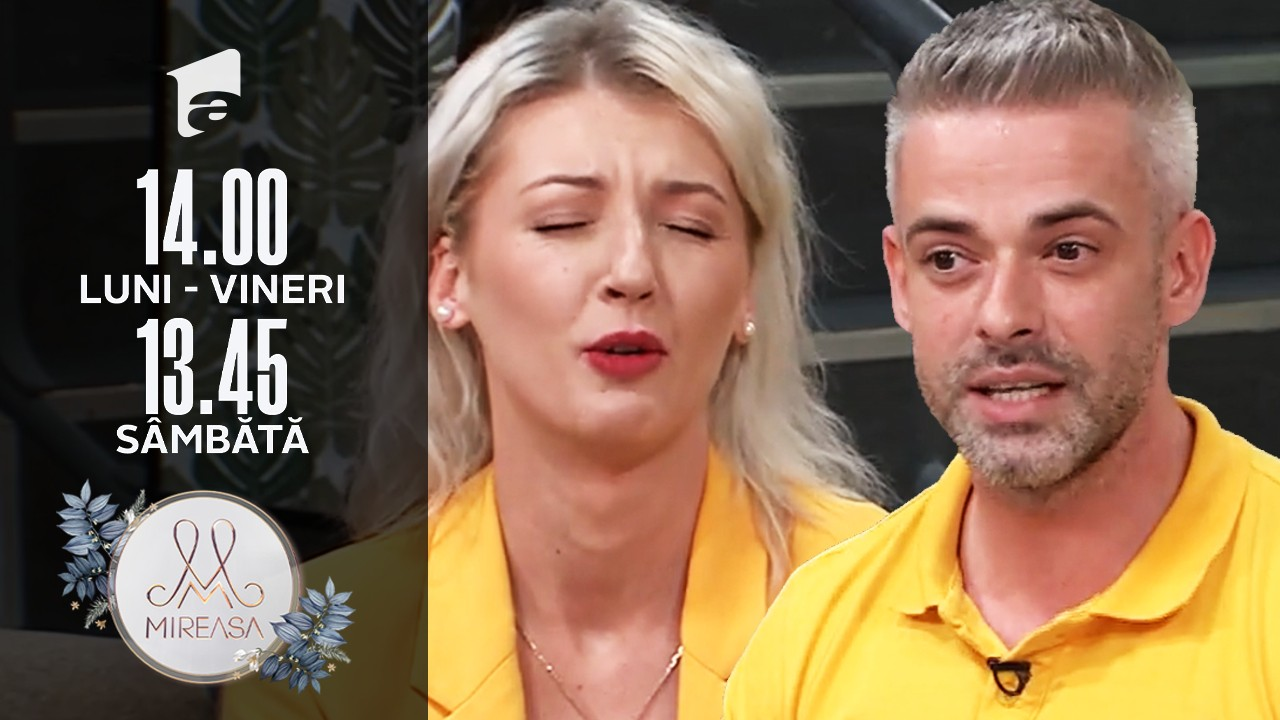 Mireasa, 27 iulie 2021, sezonul 3. Somnul Anamariei, subiect de discuție. Bogdan: Trebuie să meargă la doctor