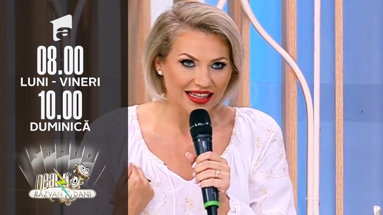 """Super Neatza, 27 iulie 2021. Mirela Vaida și Cosmina Adam lansează melodia """"Faceți loc la moldovence"""""""