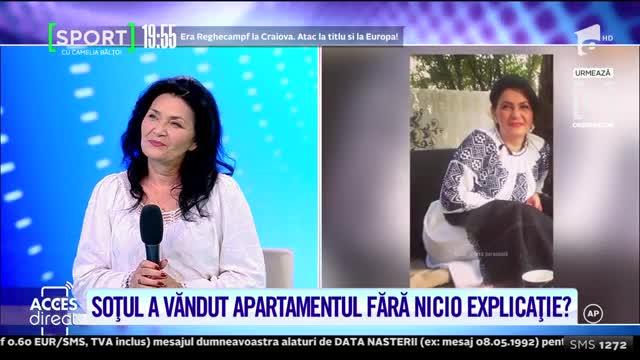 Acces Direct, 27 iulie 2021. Cântăreaţa de muzică populară, Livia Argintaru, a rămas pe drumuri cu trei copii şi a fost nenorocită în bătaie de soțul ei