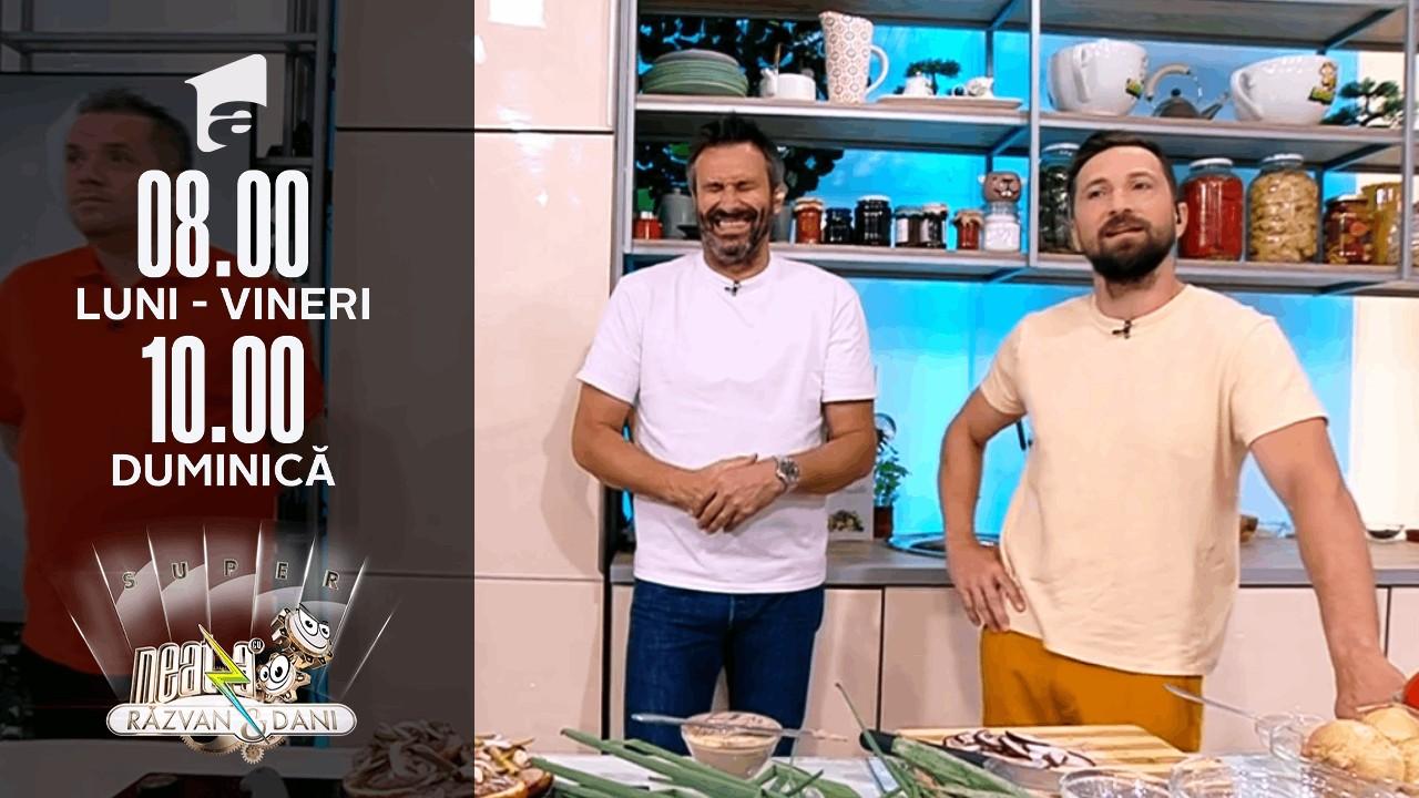 Super Neatza, 28 iulie 2021. Delicii turcești, rețeta lui chef Nicolai Tand