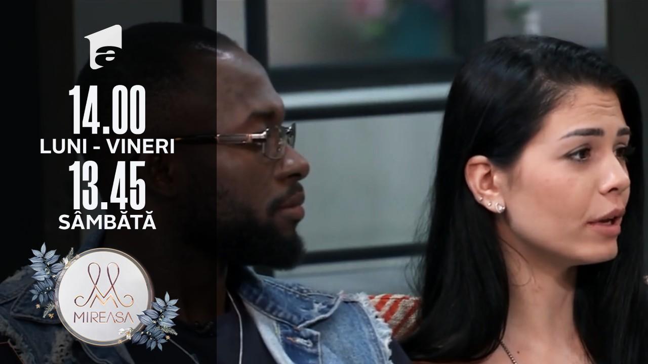 Mireasa, 28 iulie 2021, sezonul 3. Probleme în cuplul Blaze - Izabela: Nu cred că afară o să rezistăm!