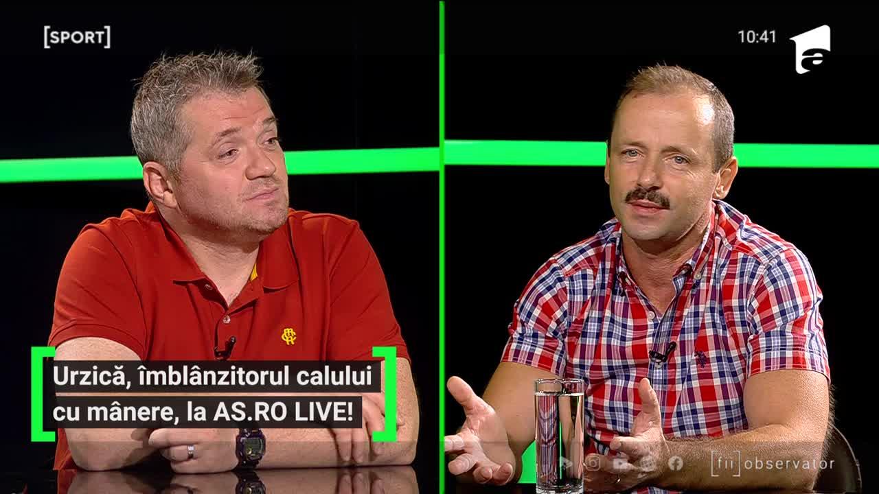 AS.ro LIVE - Ediția 153 - Marius Urzică