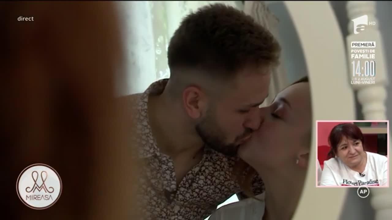 Mireasa, 30 iulie 2021. Alin și Cosmina și-au petrecut noaptea departe camerele de luat vederi: Ăsta este testul patului!