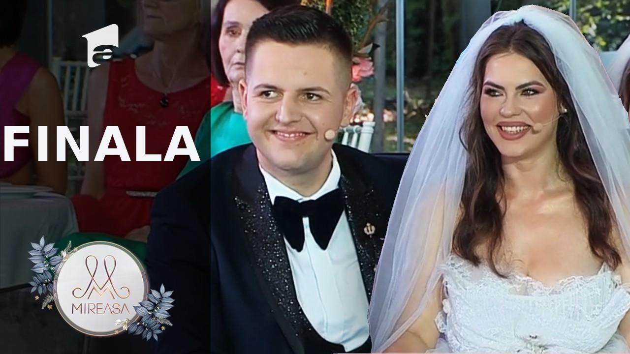 Finala Mireasa, sezonul 3. Andreea şi Marian, un moroşan şi o munteancă în inima iubirii!