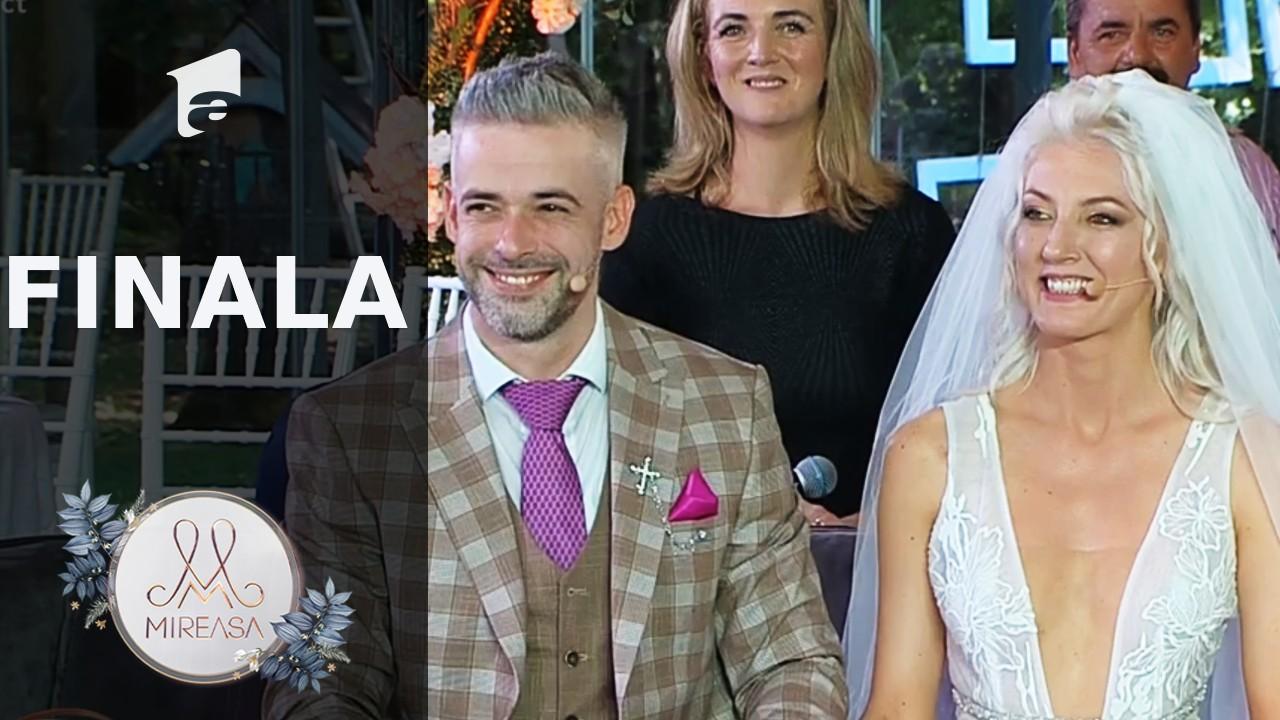 Finala Mireasa, sezonul 3. Anamaria şi Bogdan, traseul unei iubiri surprinzătoare! Povestea cuplului