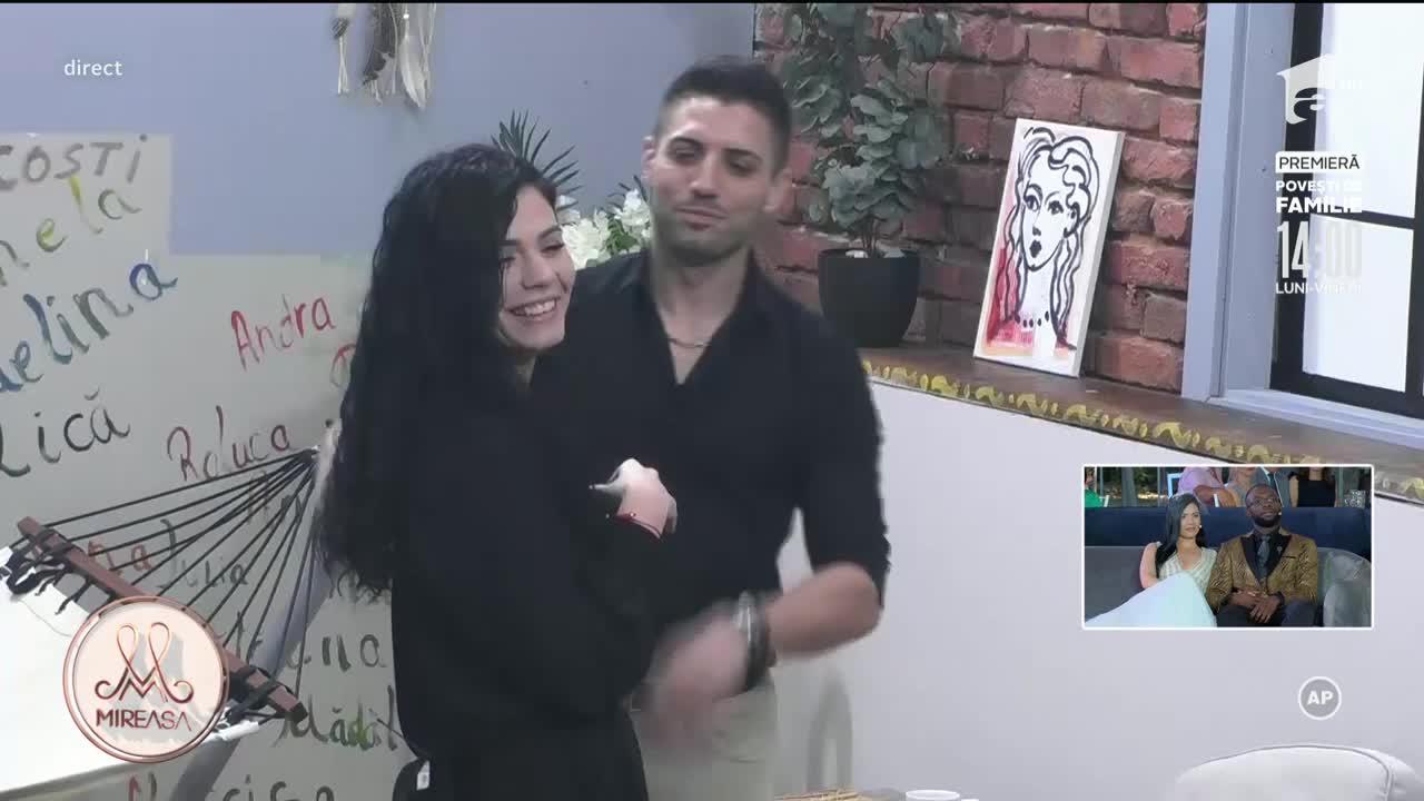 Blaze și Izabela sunt susținuți de familie în finala sezonului 3 Mireasa