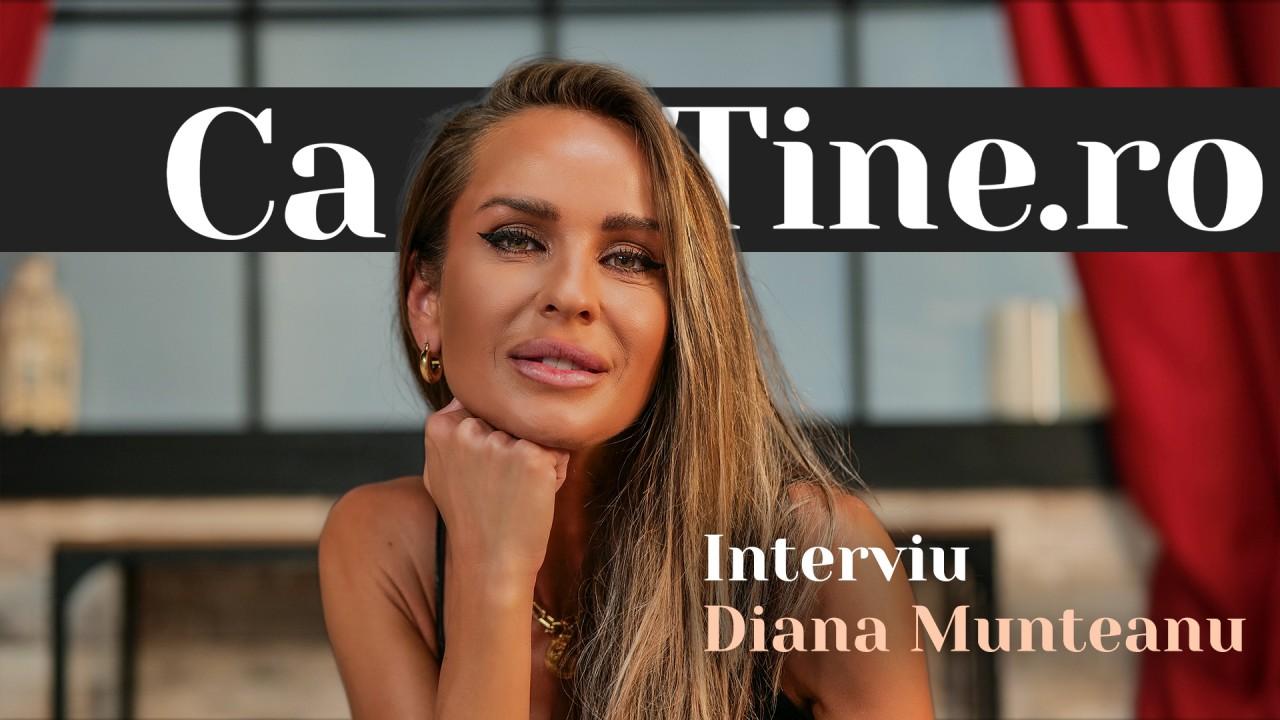 CaTine.ro - Interviu - Diana Munteanu - Optimistă