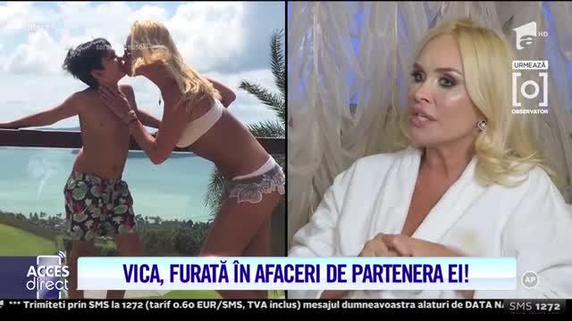 Acces Direct, 2 august 2021. Vica Blochina, trădată de cea mai bună prietenă. Vedeta a fost furată în afaceri de partenera ei