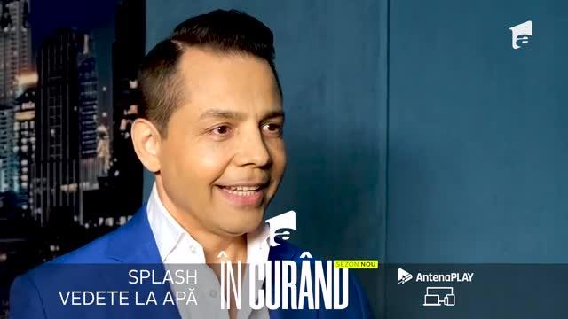 Interviu - Jean de la Craiova - Splash! Vedete la Apă