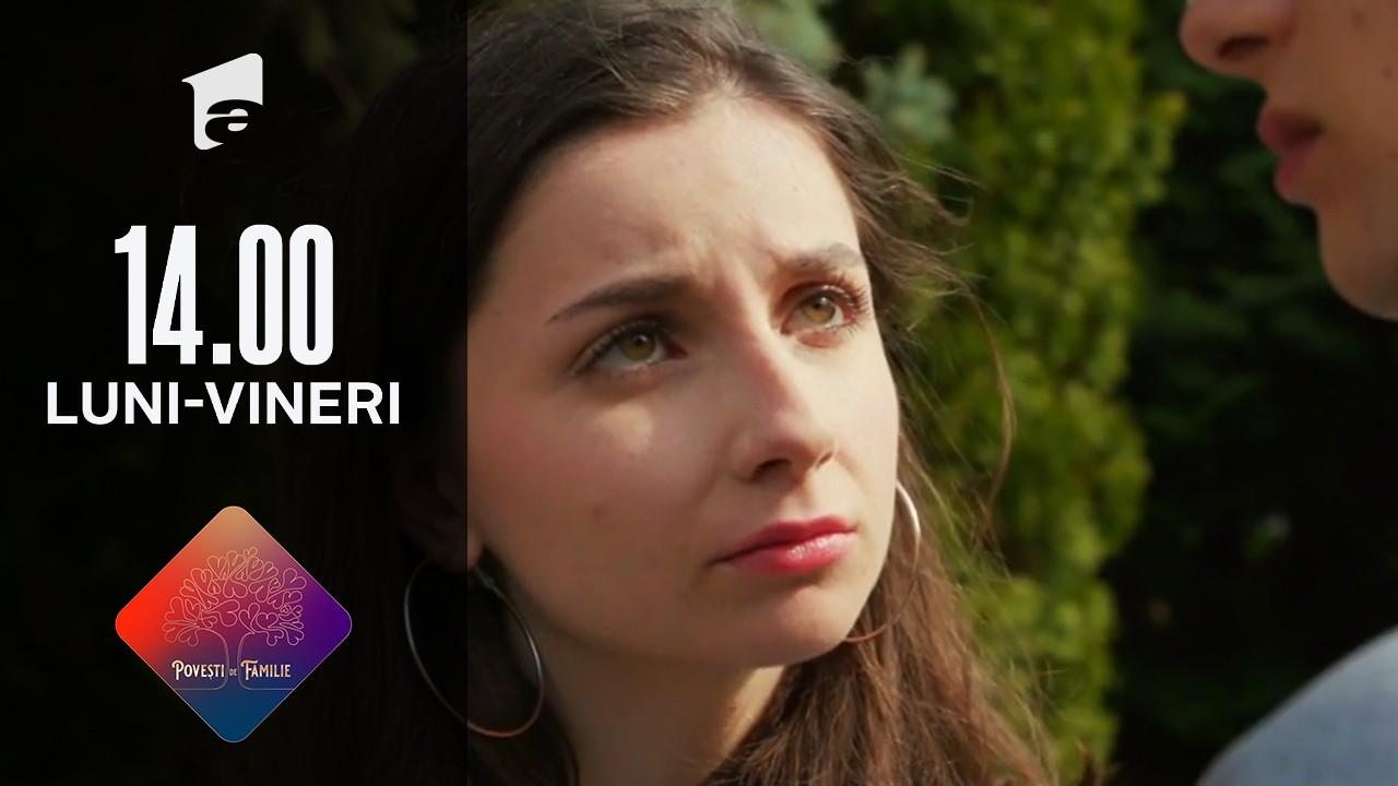 Povești de familie, episodul 2, 2 august 2021. Cum se transformă fetele din iubite, în victime ale proxenetismului