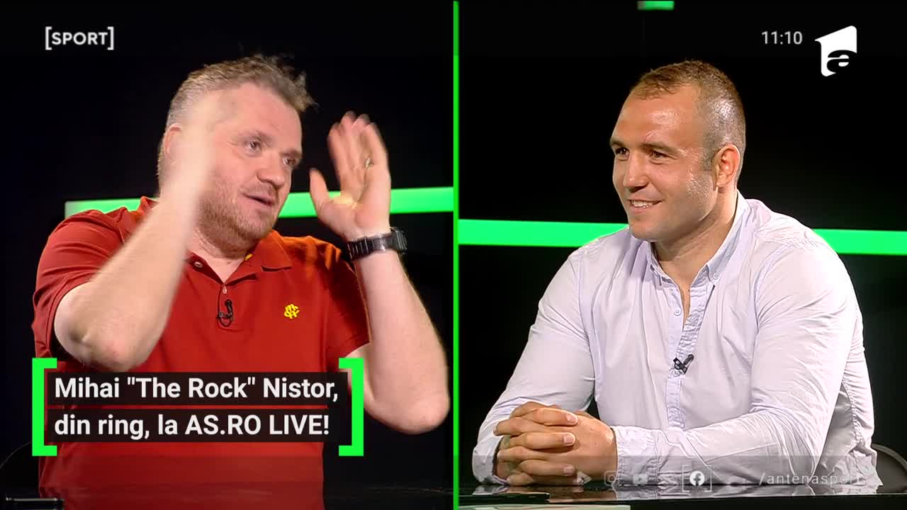 AS.ro LIVE - Ediția 156 - Mihai Nistor