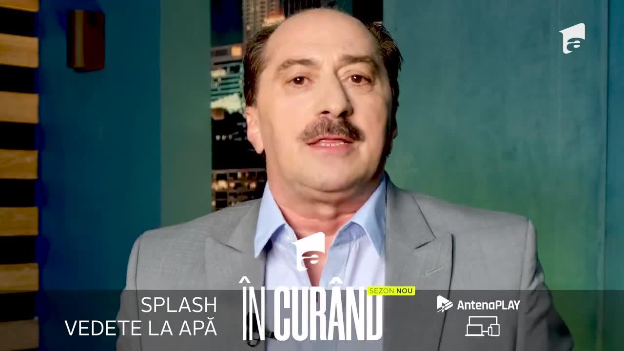 Interviu - Romică Țociu - Splash! Vedete la Apă