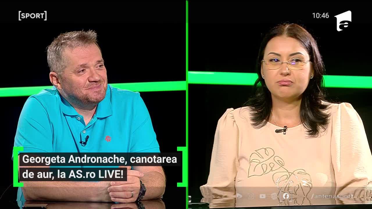 AS.ro LIVE - Ediția 155 - Georgeta Andrunache