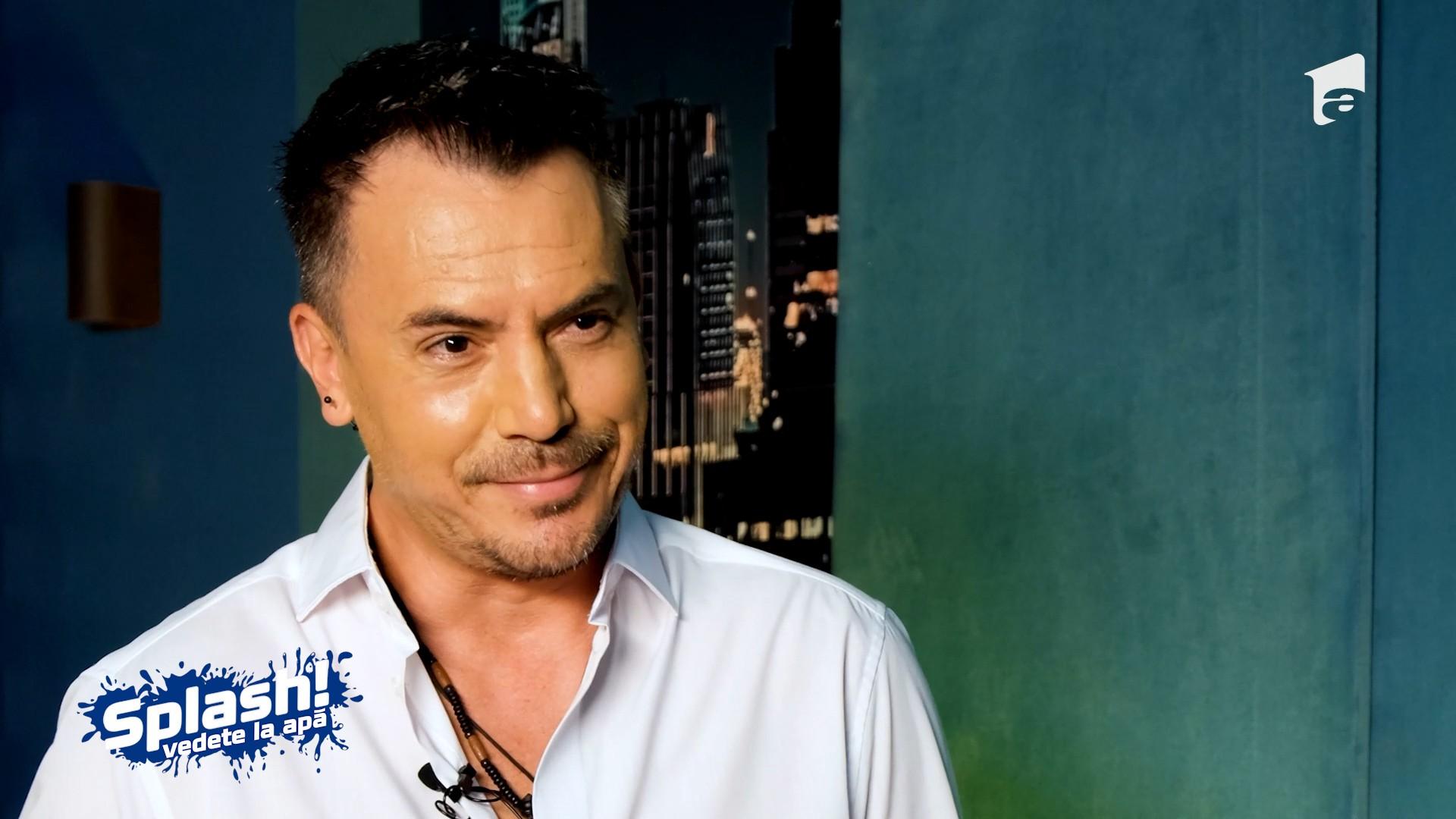 Interviu - Splash! Vedete la apa - Răzvan Fodor