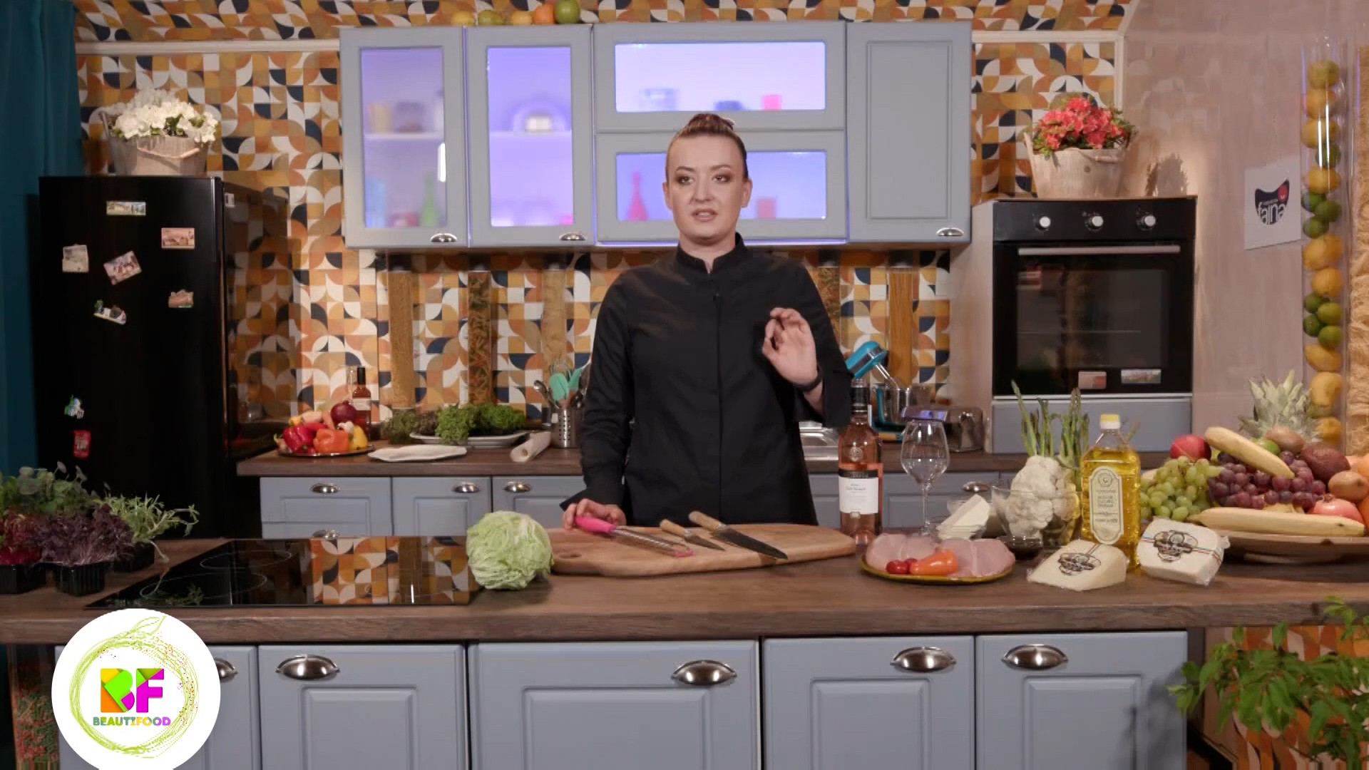 BeautiFood, episodul 10, 8 august 2021. Roxana Blenche a pregătit piept de pui cu sparanghel