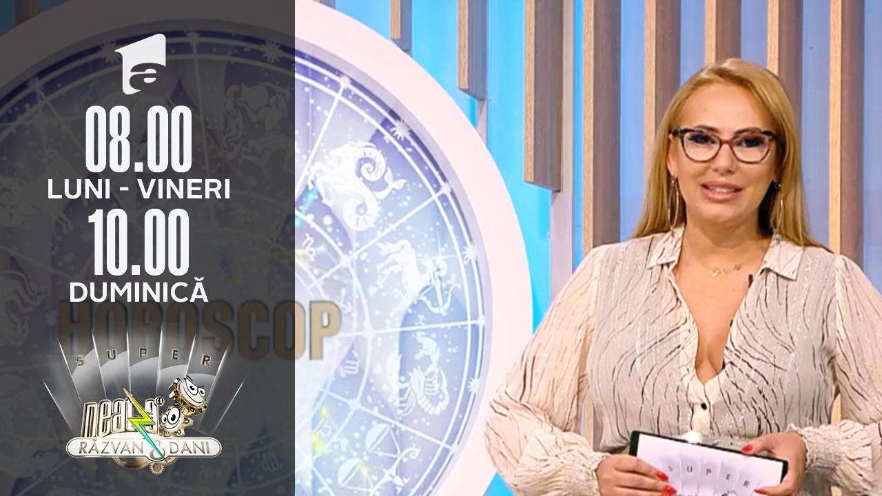 Neatza de Weekend, 8 august 2021. Horoscopul Zilei cu Bianca Nuțu. Confruntări foarte tăioase