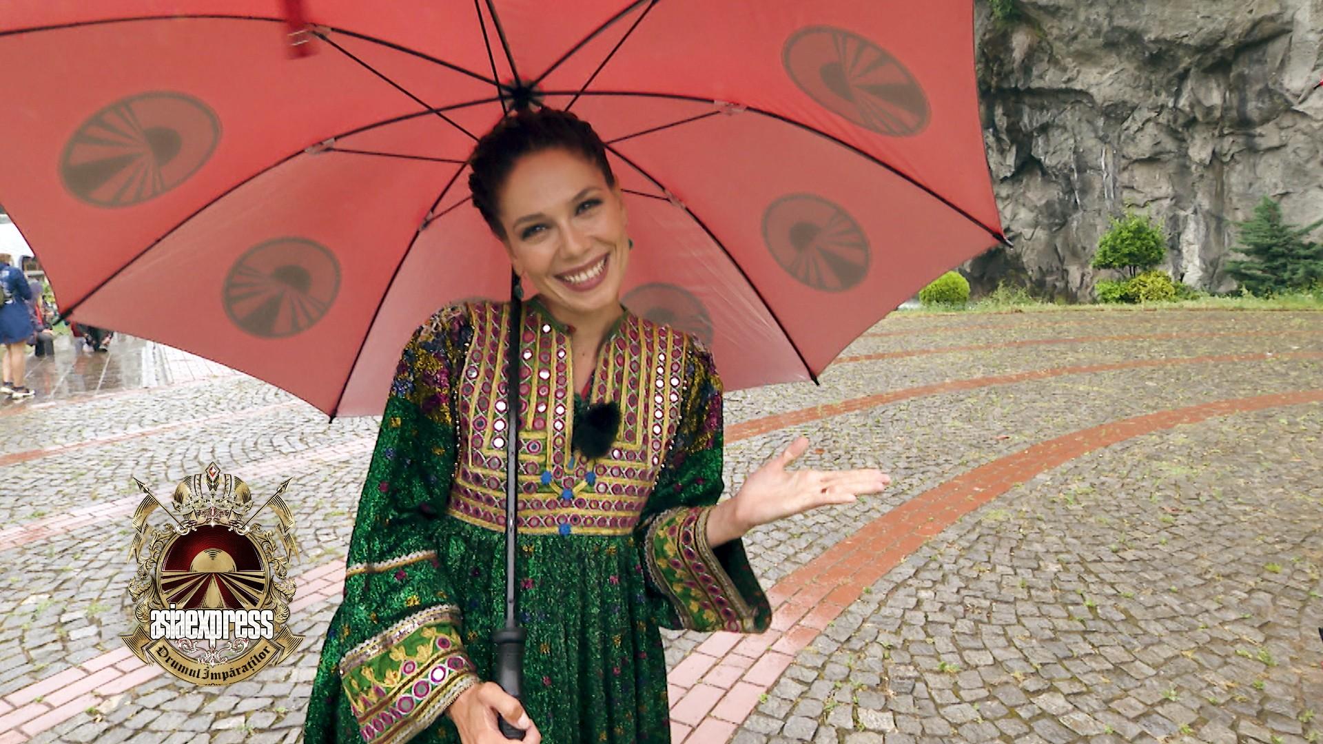 Interviu cu Irina Fodor despre noul sezon Asia Express
