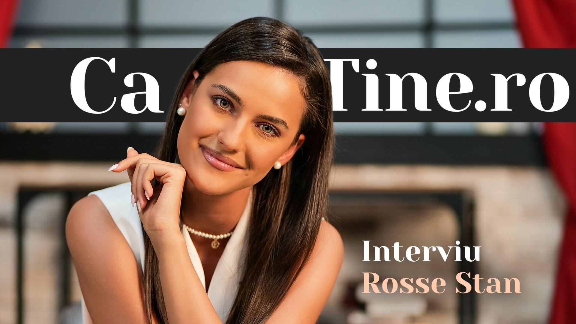 CaTine.ro - Interviu - Rosse Stan - Frumoasă
