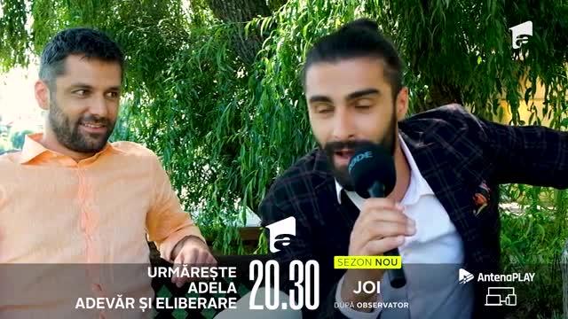 Interviu - Alecsandru Dunaev și Daniel Nuță