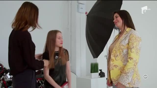 Povești de familie, episodul 25, 18 august 2021. Oana vrea să-și facă fetița fotomodel