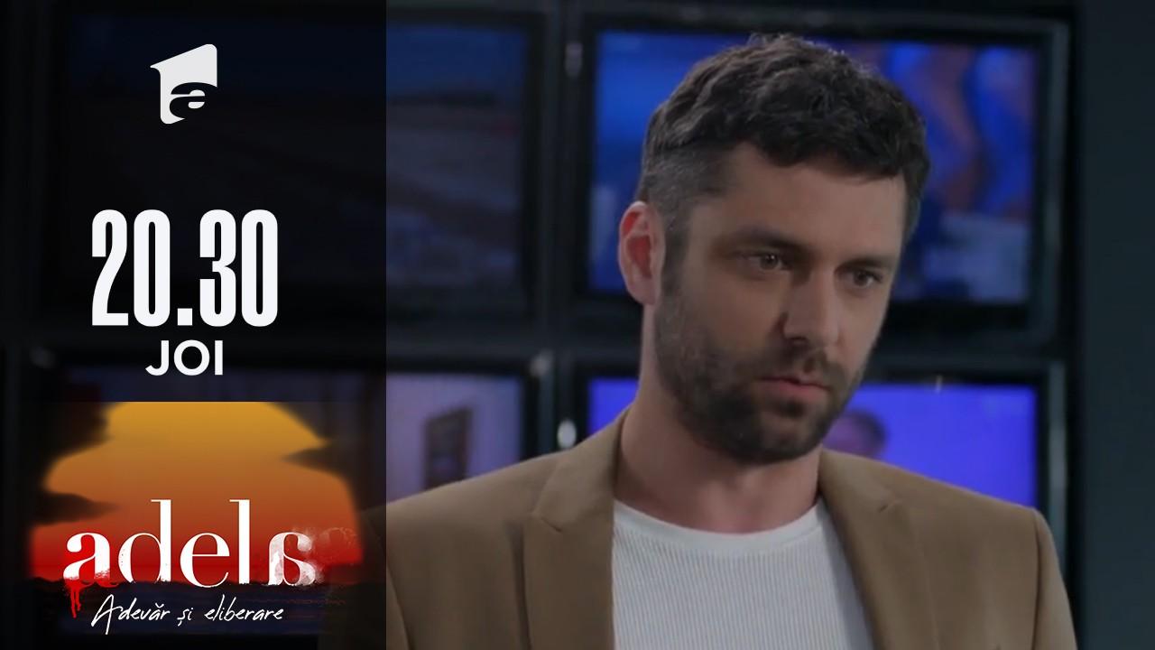 Adela sezonul 2, episodul 1, 19 august 2021. Mihai are dovezi că a fost drogat. Al cui e copilul Andreei!?